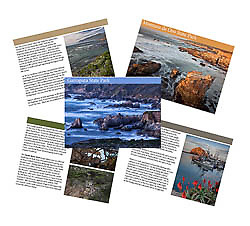 Peek Inside Central Calif Coast eBook