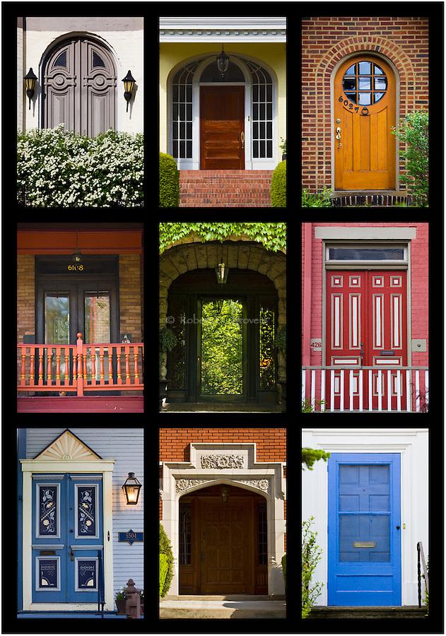 Pittsburgh Door Series, Shadyside Doors
