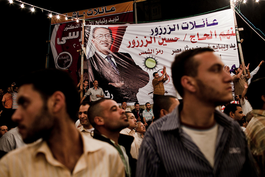 Egypt's First 'Free and Fair' Presidential Elections