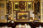 Rules Restaurant Covent Garden London UK interior Covent Garden London UK interior