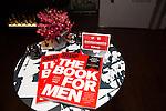 Sharp Book For Men - Decor