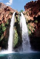 WATERFALLS<br /> Havasu Falls<br /> Supai Indian Reservation, AZ