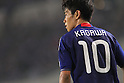 Shinji Kagawa (JPN),..OCTOBER 11, 2011 - Football / Soccer :..2014 FIFA World Cup Asian Qualifiers Third round Group C match between Japan 8-0 Tajikistan at Nagai Stadium in Osaka, Japan. (Photo by Kenzaburo Matsuoka/AFLO)