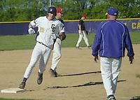 Baseball vs Park Tudor 5-20-09
