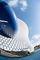 Birmingham, UK. 19.12.2014. External view of Selfridges, Bullring Shopping Centre, Birmingham, UK. Photograph © Jane Hobson