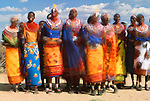 Samburu tribes people, Samburu National Reserve, Kenya