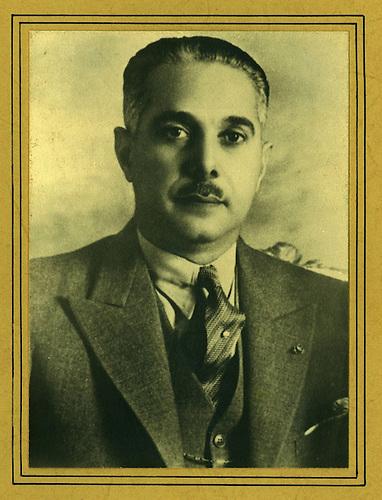 Rafael Molina Trujillo Molina, 1947. © Col. Ylonka Nacidit-Perdomo