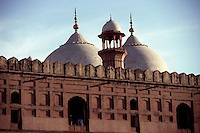 Lahore Fort in Lahore Pakistan - 1996