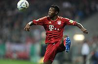 Fussball DFB Pokal:  Saison   2011/2012  2. Runde  26.10.2011 FC Bayern Muenchen - FC Ingolstadt 04 David Alaba (FC Bayern Muenchen)
