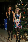 """Alysia Reiner and  SUZ SOMERSALL Attend KiraKira & Alysia Reiner of """"ORANGE IS THE NEW BLACK"""" Support WPA With Caravan at the Carlton Hotel, NY"""