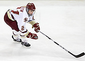 Andrea Green (BC - 21) - The visiting Boston University Terriers defeated the Boston College Eagles 1-0 on Sunday, November 21, 2010, at Conte Forum in Chestnut Hill, Massachusetts.