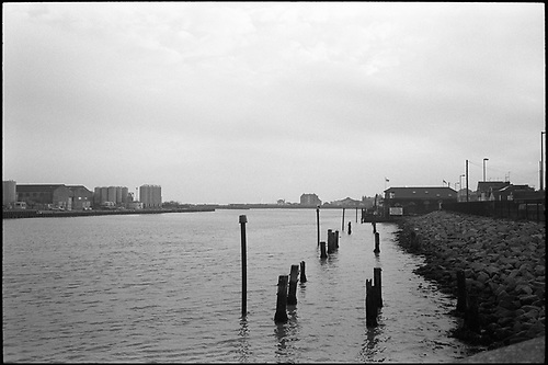 Gorleston Docks by Paul Cooklin