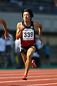 Sota Kawatsura, .MAY 19, 2012 - Athletics : .The 54th East Japan Industrial Athletics Championship .Men's 100m .at Kumagaya Sports Culture Park Athletics Stadium, Saitama, Japan. .(Photo by YUTAKA/AFLO SPORT) [1040]