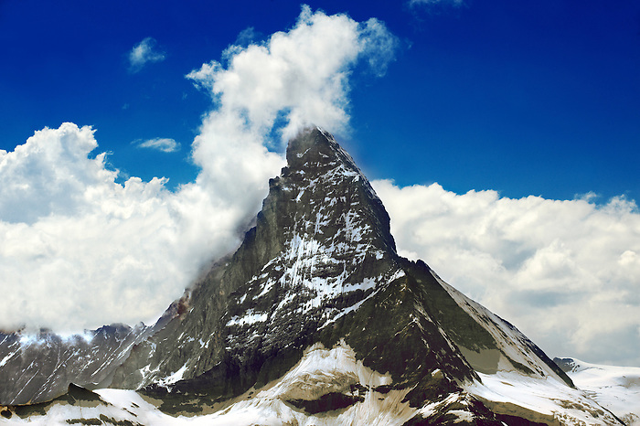 Photos of The Matterhorn Swiss Alps