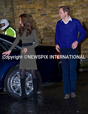 """PRINCE WILLIAM & CATHERINE, DUCHESS OF CAMBRIDGE.visit Centerpoint, Camberwell, London_21/12/2011.Mandatory Photo Credit: ©Dias/NEWSPIX INTERNATIONAL.**ALL FEES PAYABLE TO: """"NEWSPIX INTERNATIONAL""""**..PHOTO CREDIT MANDATORY!!: DIASIMAGES(Failure to credit will incur a surcharge of 100% of reproduction fees)..IMMEDIATE CONFIRMATION OF USAGE REQUIRED:.DiasImages, 31a Chinnery Hill, Bishop's Stortford, ENGLAND CM23 3PS.Tel:+441279 324672  ; Fax: +441279656877.Mobile:  0777568 1153.e-mail: info@diasimages.com"""