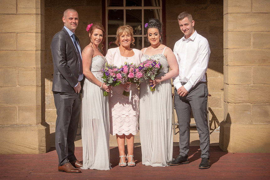 Images from Kim and Mark's Wedding Day