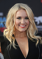 HOLLYWOOD, CA - April 19: Emily Osment, At Premiere Of Disney And Marvel's &quot;Guardians Of The Galaxy Vol. 2&quot; At The Dolby Theatre  In California on April 19, 2017. <br /> CAP/MPI/FS<br /> &copy;FS/MPI/Capital Pictures