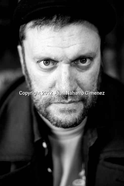 MADRID, MADRID - DECEMBER 17:  Director Benjamin Avila poses during a portrait session at Casa de America on December 17, 2012 in Madrid, Spain.  (Photo by Juan Naharro Gimenez)