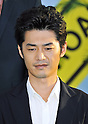 Hiroyuki Hirayama, June 07, 2012 : Tokyo, Japan : Actor Hiroyuki Hirayama attends a premiere for the film &quot;Rinjo&quot; in Tokyo, Japan, on June 7, 2012. (Photo by AFLO)
