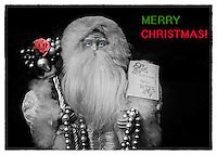A Christmas Wish (Santa Claus Holiday Card).