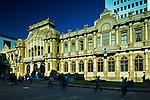 Costa Rica, San Jose, Correos y Telegrafos Building, Main Post Office, Historic