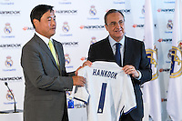 Real Madrid and Hankook Tire