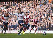 2017 Premier League Football Tottenham Hotspur v Southampton Mar 19th