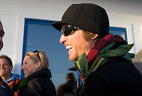 2007-2008 Mavericks Surf Contest Opening Day Ceremony, Dec. 7, 2007.