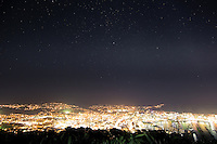 2nd stop as part of the International Dark Sky Week photo project at Mount Victoria Lookout. There was a fair bit of haze above the city limiting overall visibility of the night sky, but a lot more stars could be seen than at our first stop in Courtenay Place.
