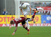 Fussball Bundesliga 2011/12: 1. FC Nuernberg - Borussia Moenchengladbach