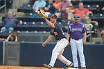 Ole Miss' Will Allen (30) vs. Lipscomb at Oxford-University Stadium in Oxford, Miss. on Saturday, March 9, 2013. Ole Miss won 8-5. The win was the 486th for Mike Bianco as the Rebel head coach, making him the university's all time winningest baseball coach.