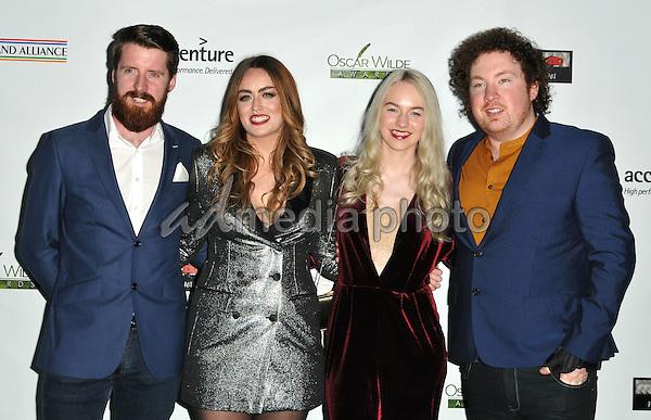 25 February 2016 - Santa Monica, California - Roison. 2016 Oscar Wilde Awards sponsored by the US-Ireland Alliance held at Bad Robot. Photo Credit: Koi Sojer/AdMedia