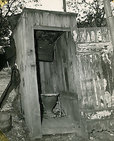 1950 April 01..Redevelopment..Project#1 (UR1-1)..Slum Conditions.Outdoor plumbing...NEG#copy PLW69-22-10.NRHA#81..