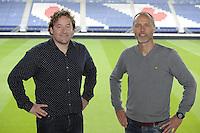VOETBAL: HEERENVEEN: Abe Lenstra Stadion 21-10-2015, Erik de Jonge - Richard Elsinga, ©foto Martin de Jong