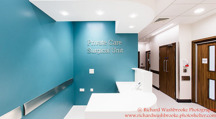 T&amp;B (Contractors) Ltd - Royal Marsden Hospital, South Kensington  3rd August 2015<br /> <br /> Photo:  - Richard Washbrooke Photography