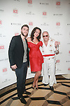 Peter Schafer, Anna Anissimova And Henry Buhl Attend The Association of Community Employment Programs for the Homeless Presents Viva Las Veg-ACE! held at the Waldorf Astoria (Starlight Roof), NY 5/19/11