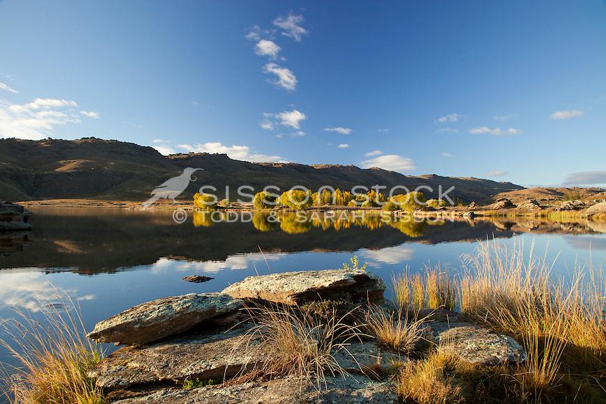 Butchers Dam near Alexandra in Central Otago