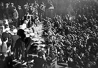 The Rolling Stones performing in West Berlin (West Germany) to a riotous audience at the Waldbuehne on 15.09.1965. | usage worldwide /MediaPunch ***FOR USA ONLY***