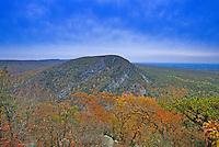 Mount Tammany, Elevation 1527 ft. Delaware Water Gap, New Jersey