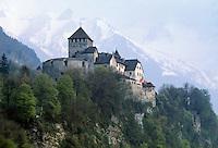 Vaduz Castle in Liechtenstein