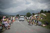 Markel Irizar (ESP/Trek-Segafredo)<br /> <br /> Stage 18 (ITT) - Sallanches &rsaquo; Meg&egrave;ve (17km)<br /> 103rd Tour de France 2016