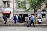 Lebensmittelladen in Kutaissi. / Food store in Kutaisi (Georgia)