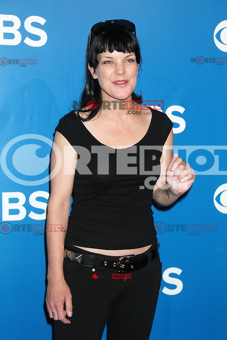 Pauley Perrette at the 2012 CBS Upfront at The Tent at Lincoln Center on May 16, 2012 in New York City. © RW/MediaPunch Inc.