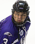 Jason Beattie (Niagara - 3) - The visiting Niagara University Purple Eagles defeated the Northeastern University Huskies 4-1 on Friday, November 5, 2010, at Matthews Arena in Boston, Massachusetts.