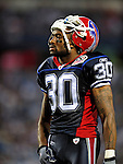 3 September 2009:  Buffalo Bills' safety Ko Simpson watches from the sidelines during a pre-season game against the Detroit Lions at Ralph Wilson Stadium in Orchard Park, New York. The Lions defeated the Bills 17-6...Mandatory Photo Credit: Ed Wolfstein Photo