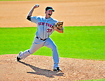 8 March 2009: New York Mets' pitcher Bobby Parnell in action during a Spring Training game against the Washington Nationals at Space Coast Stadium in Viera, Florida. The Nationals defeated the Mets 8-3 in the Grapefruit League matchup. Mandatory Photo Credit: Ed Wolfstein Photo