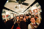 PARTY LIKE ITS 1912!<br /> 12/12/10 at 12:12pm<br /> Vintage Tea Party on the Vintage NYC Subway Trains<br /> 2nd Avenue / LES Station, F train, Uptown platform, last two cars FREE! (Except for the $2.25 subway fare)<br /> <br /> Bring your best threads and your finest tea kettles.<br /> ON BOARD THE VINTAGE TRAINS, NYC - Dust off your cravats and unfold your parasols; freshen up that boutonniere and adjust your monocle - it's time for another Vintage Tea Party on board the Vintage Subway Trains! The Levys' Unique New York! NY's First Family of Tour Guides is hosting another shin-dig, called Party Like Its 1912! And all young dudes and fancy ladies are encouraged to attend.<br /> <br /> On 12/12, at 12:12pm, prepare to board the last two cars of an uptown vintage subway car, which will depart from the 2nd Avenue station at 1:01pm sharp. Bring tea and tea sandwiches, cookies and crackers, fine china plates and cups and your zippiest threads to impress all the urban travelers on board our antiquated ride. Enjoy live music by Mikey Freedom Hart and the Lucky Dogs - a ragtime jazz band! We'll make our way to Queens, turn around and head back. Afterparty to follow at TUBA CHRISTMAS - a celebration of all things TUBA at Rockefeller Center!