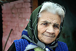 """THIS PHOTO IS AVAILABLE AS A PRINT OR FOR PERSONAL USE. CLICK ON """"ADD TO CART"""" TO SEE PRICING OPTIONS.   Mira Durkic, a Roma resident of Backo Gradiske, Serbia."""
