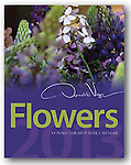 New 2013 Flower Poster Calendar - Also available on Amazon
