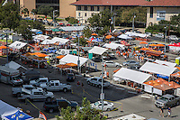University of Texas Longhorn fans hold huge tailgating parties for every home game UT plays. Austin, is home to the largest tailgate party in Texas.